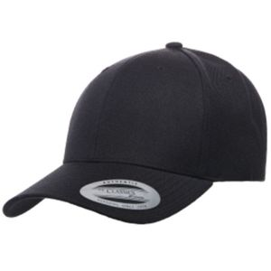 Yupoong Premium Curved Visor Snapback サムネイル