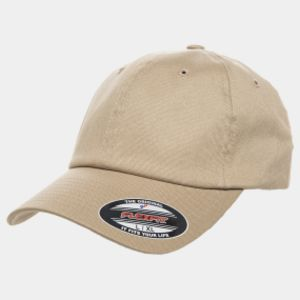 Flexfit Cotton Twill Dad Cap サムネイル